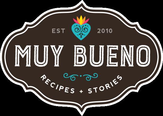 Muy Bueno Cookbook Logo