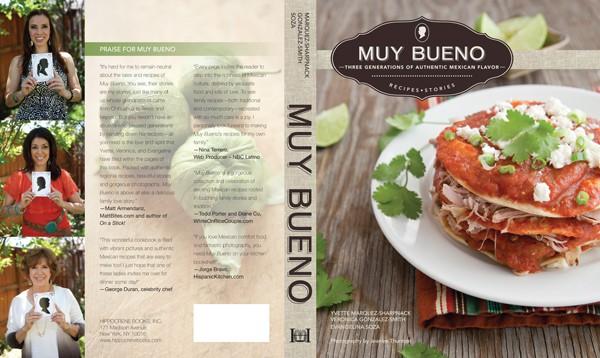 Mexican Cookbook Cover : Muy bueno cookbook cookbooks