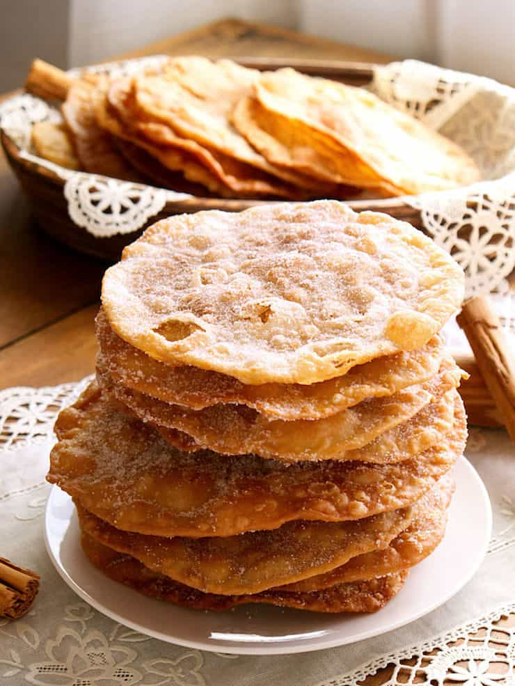 Remarkable Bunuelos Mexican Fritters Home Interior And Landscaping Mentranervesignezvosmurscom