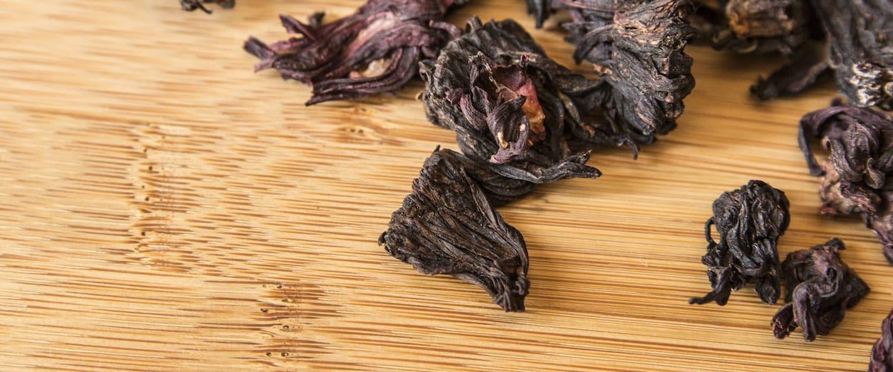 Agua De Jamaica Hibiscus Tea Muy Bueno Cookbook