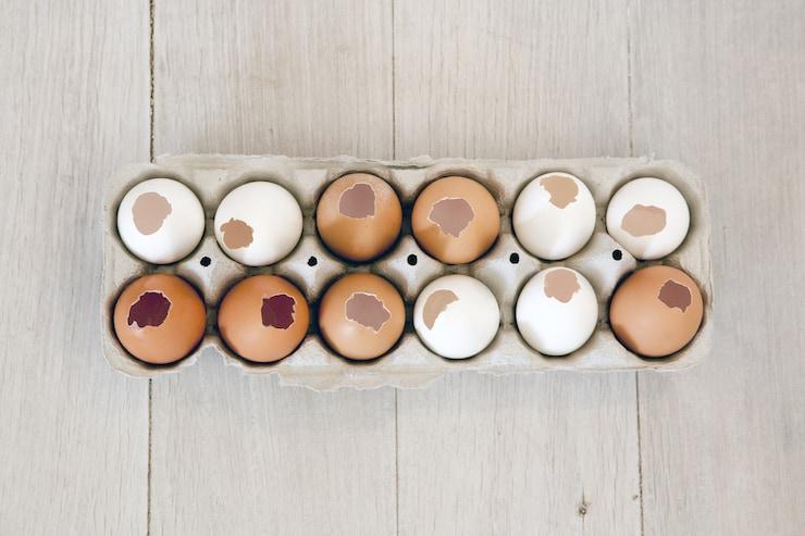 cascarones egg chells