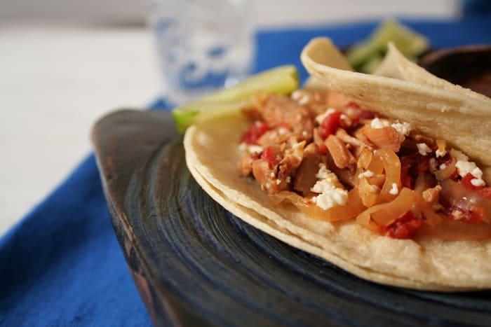 Chipotle Roast Chicken Tacos Recipes — Dishmaps