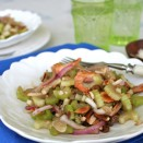 Celery and Shrimp Salad-1