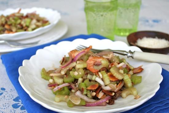 shrimp and celery salad creamy shrimp pasta salad 8 creamy shrimp ...