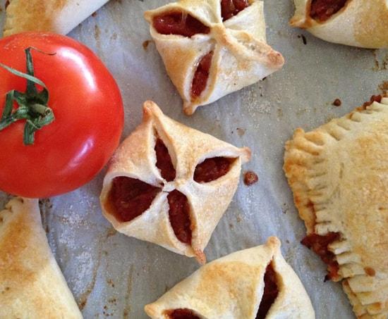 Sweet Tomato Turnovers (Empanadas)