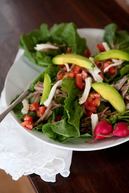 Salpicón (Spicy Mexican Shredded Cold Beef Salad)