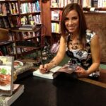 yvette-author-book-signing