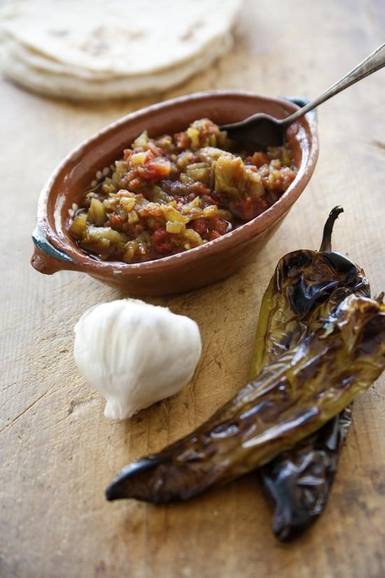 homemade salsa casera