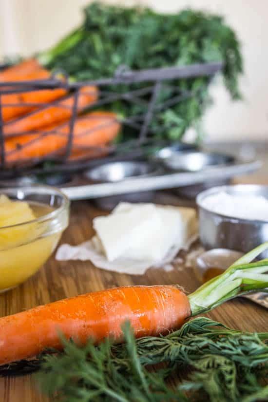 carrots-pineapple-butter-flour