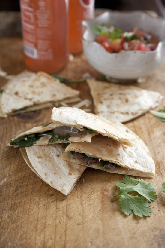 carne_asada_spinach_quesadillas