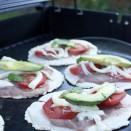 huaraches-grill