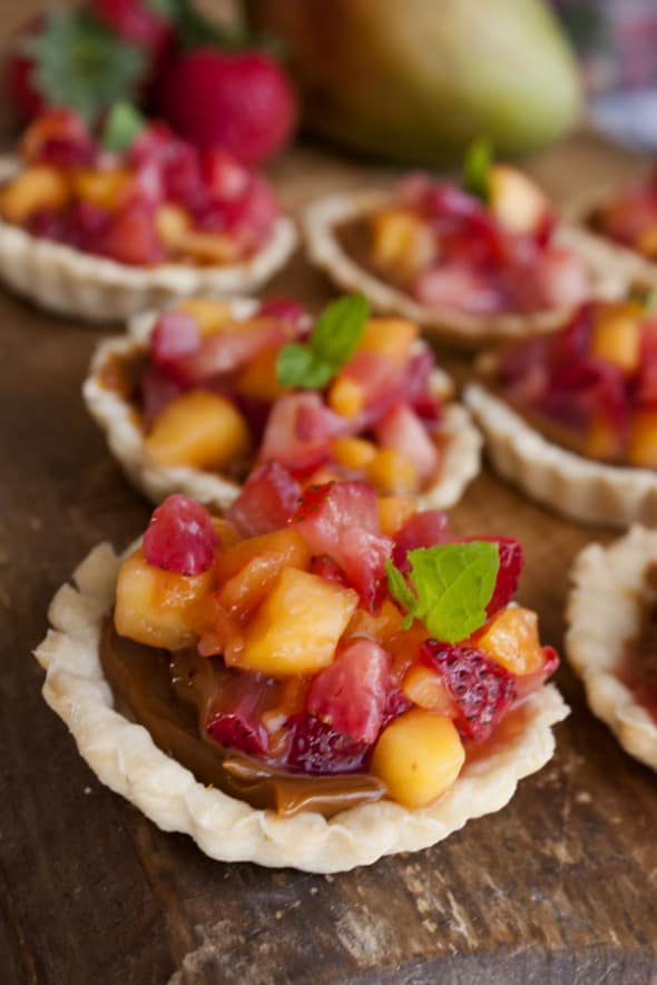 mango-strawberry-tarts