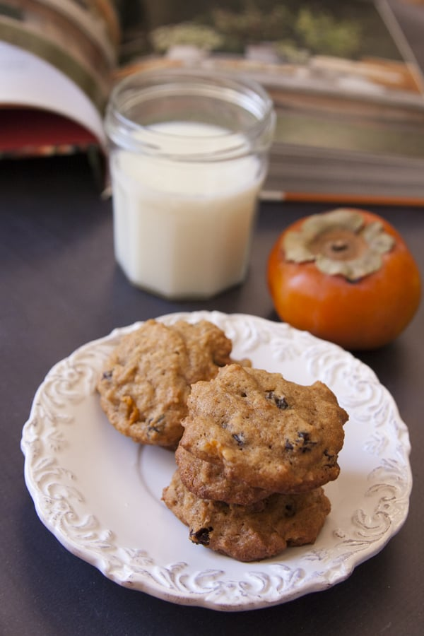 Persimmon_Cookies_Raisins_Nuts