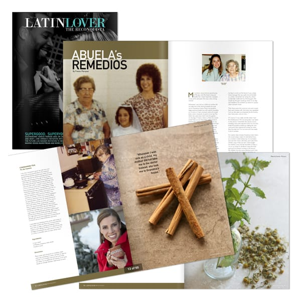 Latin Lover Magazine Remedios-2