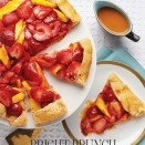 Rustic Mango and Strawberry Galette