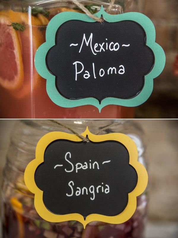 Paloma Sangria