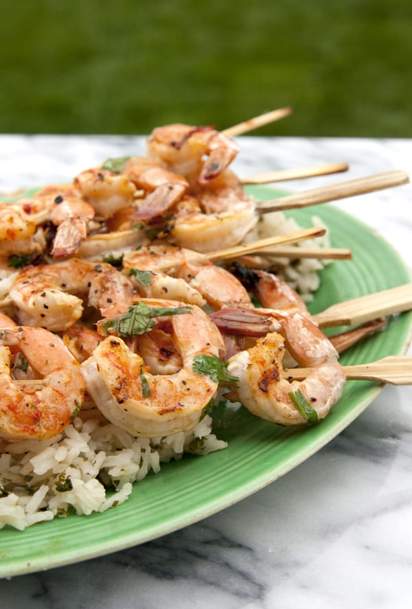 chipotle tequila shrimp