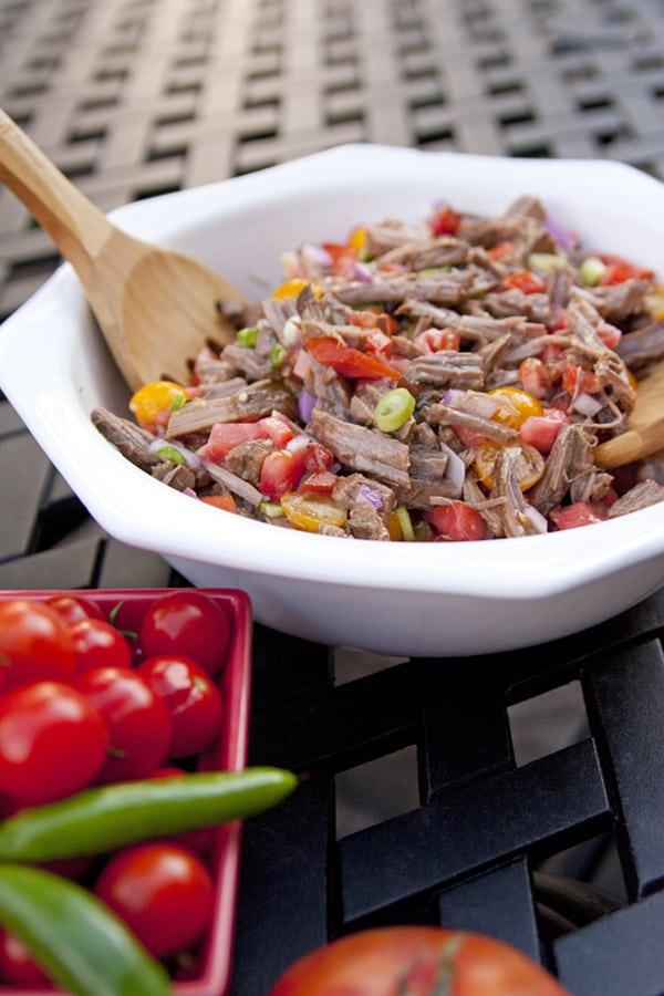 Salpicon salad