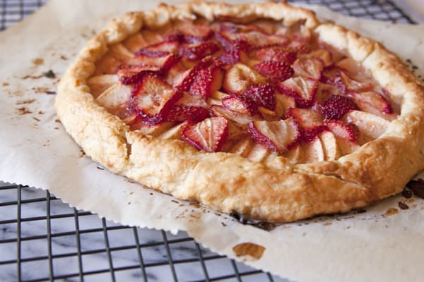 baked fall galette