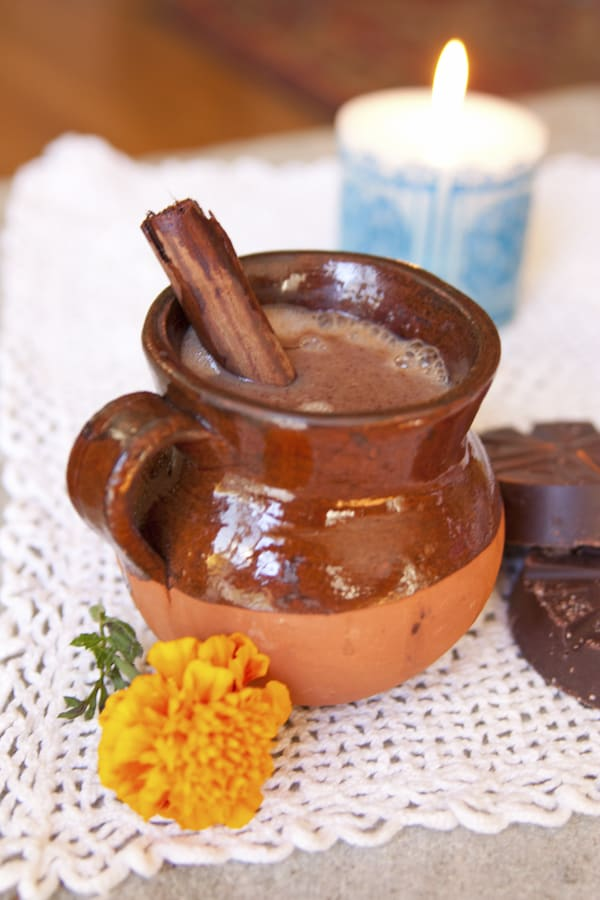 Muy Bueno Cookbook » Mexican Hot Chocolate