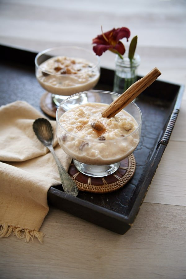Arroz con Leche (Mexican Rice Pudding) Video - Muy Bueno Cookbook