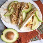 breakfast migas tacos