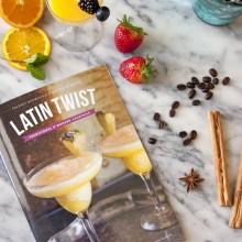 latin twist pre-order giveaway