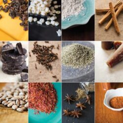 Mexican Pantry Staples and Spice cabinet ingredients