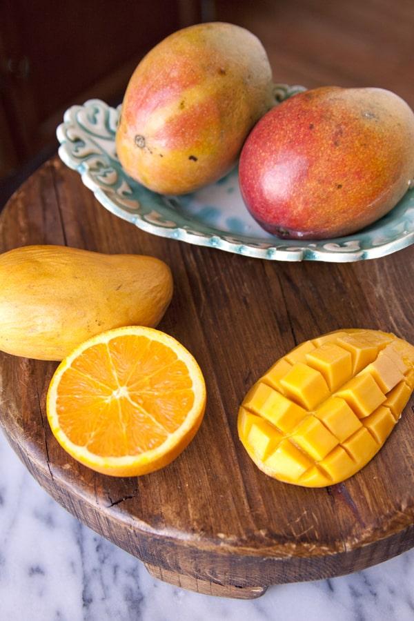 mangos mangoes