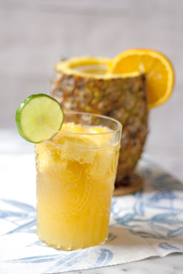 pineapple island sangria