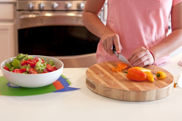 safe cutting board