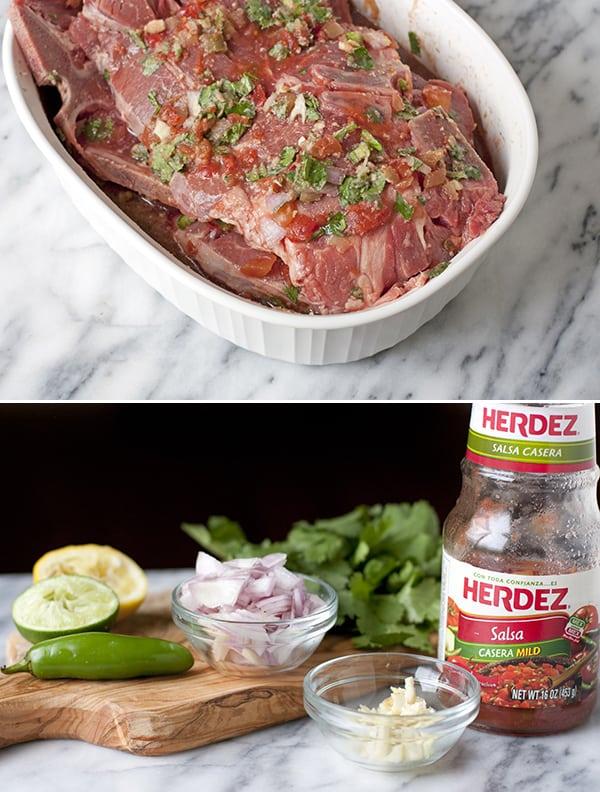 easy carne asada marinde