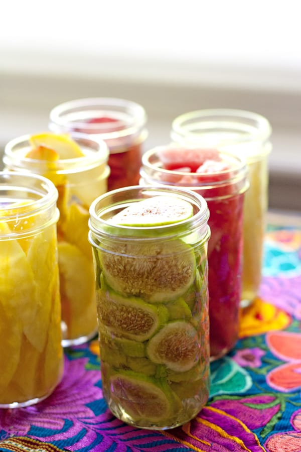 tequila infusions