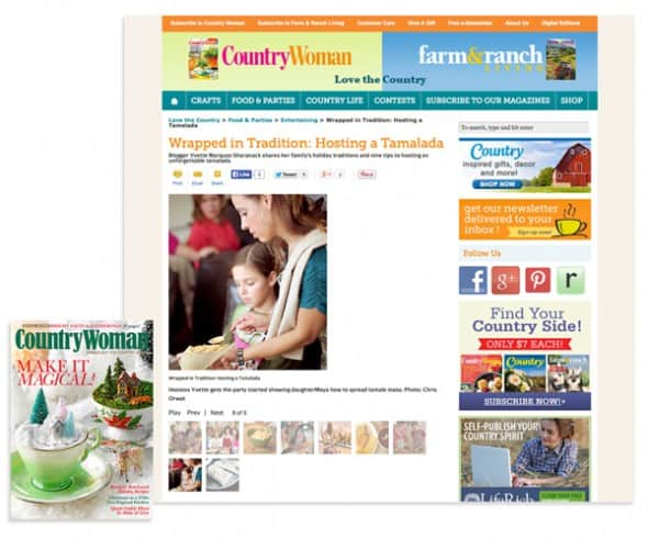 Country Woman Dec 2014 small