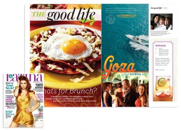 Latin Magazine April 2011
