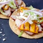 Soft Tacos with Pork-Orange