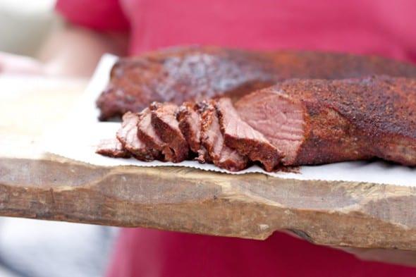 tri-tip beef