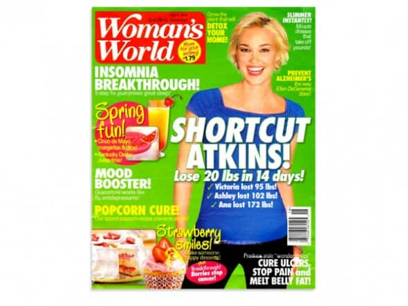 womans world may 2014