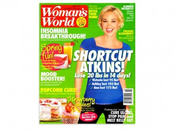 womans world may 2014