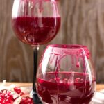 Draculas Blood Cocktail