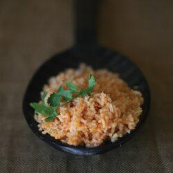Mexican Rice (Arroz Mexicano)