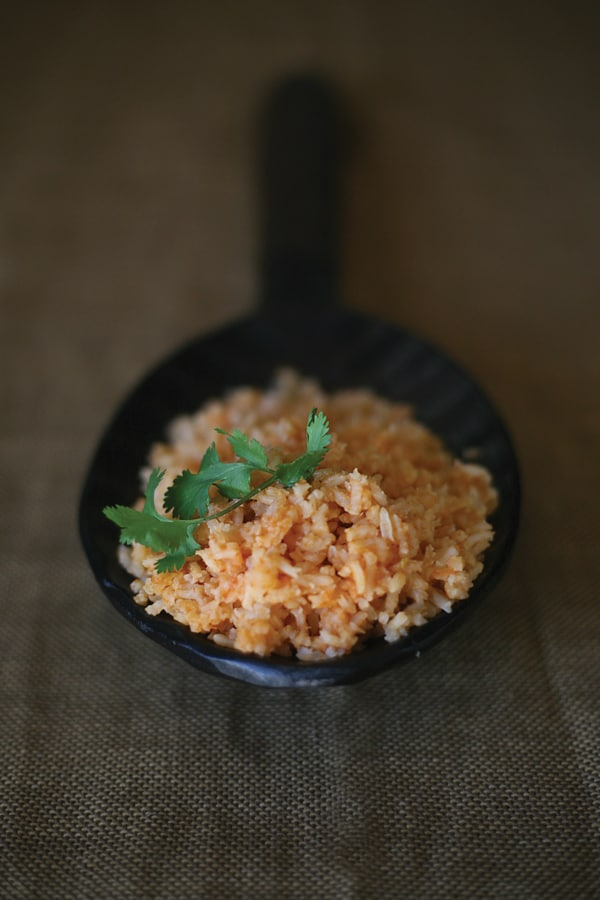 Mexican Rice (Arroz Mexicano)