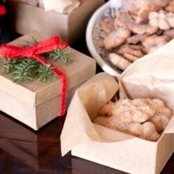 Biscochos Mexican Christmas Cookies