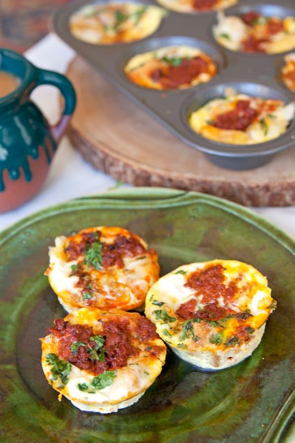 Breakfast-Brunch-Mini-Chorizo-and-Cheese-Quiches