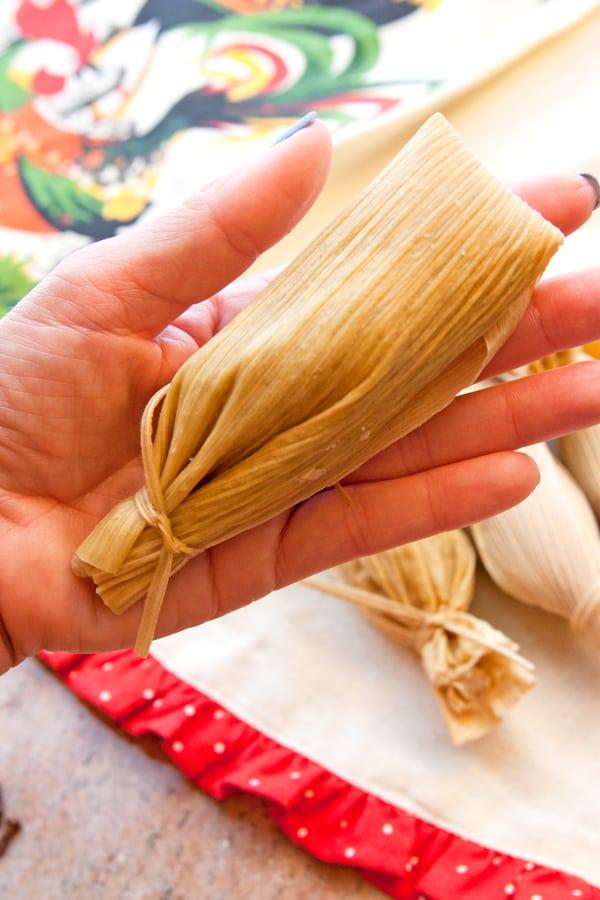 tamales dulces sweet tamales raisins