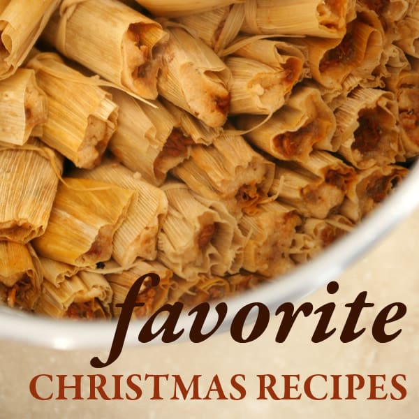 favorite christmas recipes cooking safety video muy bueno cookbook