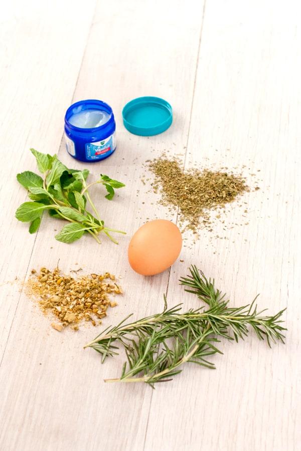 Mexican grandmas remedies remedios herbs vicks empacho mint