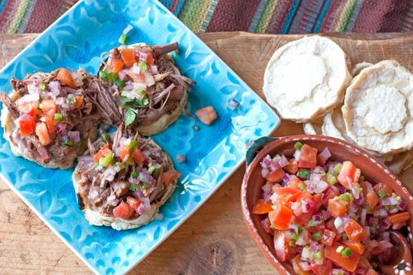 slow-cooker-brisket-sopes
