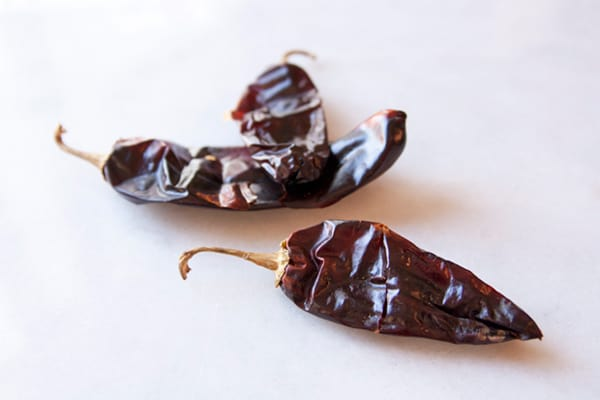 Dried-red-chile