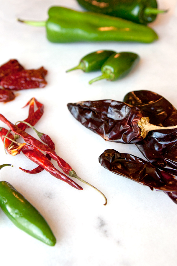 chile-varieties